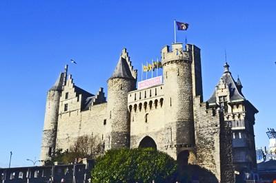 Nationaal Scheepvaartmuseum Castillo Amberes Bélgica