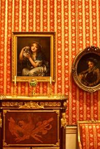 Retratos aristocracia inglesa Wallace Collection Londres