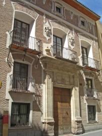 Palacio de las Balsas en la capital