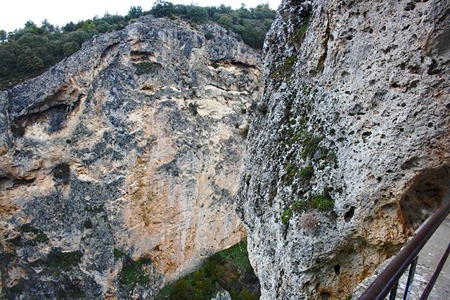 Ventano del Diablo río Júcar Cuenca