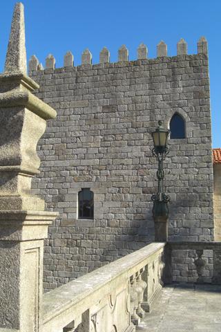 Muralla y fortificaciones Catedral Oporto