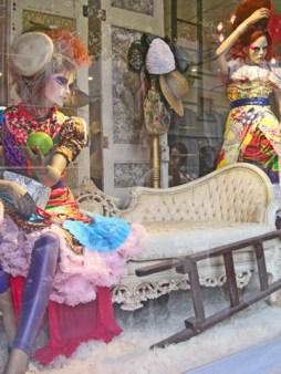 Retro fashion shop al barri del Raval