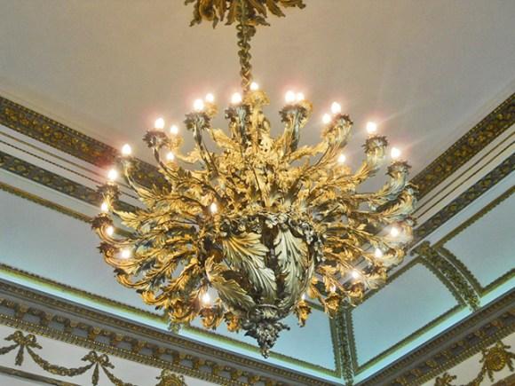 Sample wonderful interior decorative in Dublin Castle