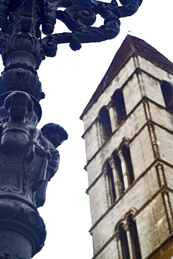 Torre Santa María La Antigua Valladolid