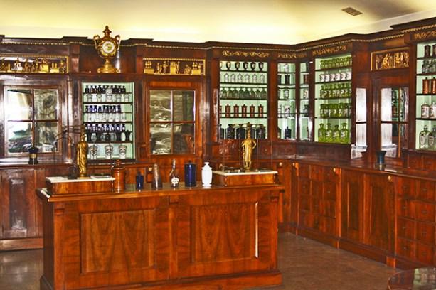Semmelweis farmacia museo Medicina Budapest