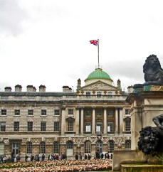 Somerset House Courtauld Institute Art Gallery Londres