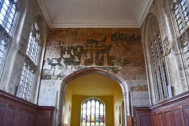 Guild Chapel Shakespeare Stratford-Upon-Avon