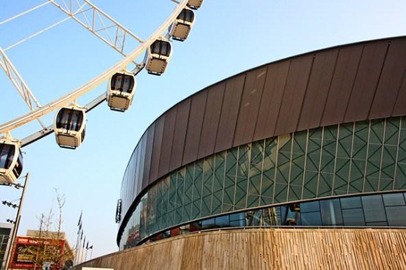 Noria Arena Convention Center Albert Dock Liverpool