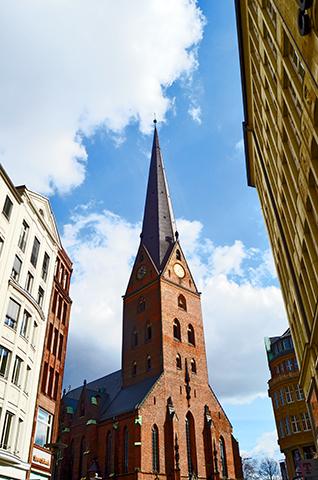 Iglesia San Jacobo Hamburgo