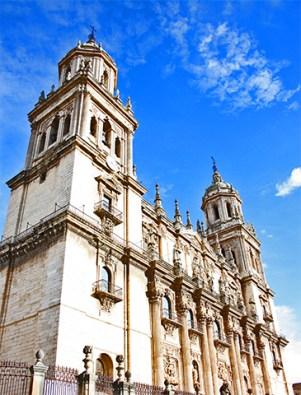 Catedral gótico Asunción de la Virgen Jaén