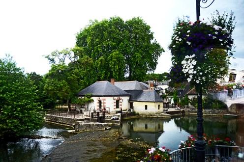 Viviendas alrededores Villandy Valle del Loira