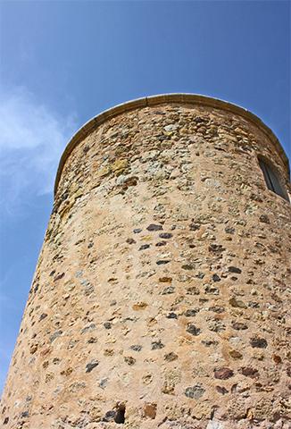 Vigiando desde la Torre del Siglo XVI