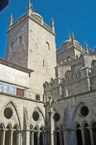 Torre Catedral Oporto Portugal