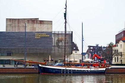 Museo Alemán Emigrantes Puerto Bremerhaven