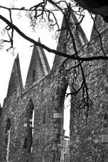 Weltkrieg konnte nicht mit der Aegidienkirche