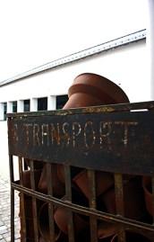 Maceteros arcilla Fábrica Oskar Schindler Cracovia