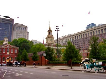 Philadephia City Hall Square