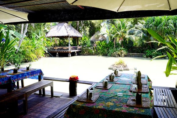 Jardines lago restaurantye buffet jardines Lopburi