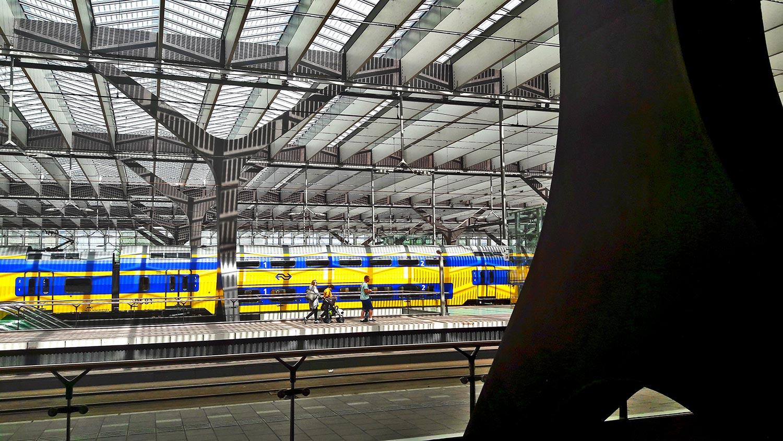 Interior Centraal Station Rotterdam