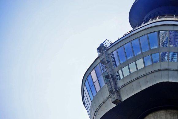 Euromast mirador rascacielos Rotterdam