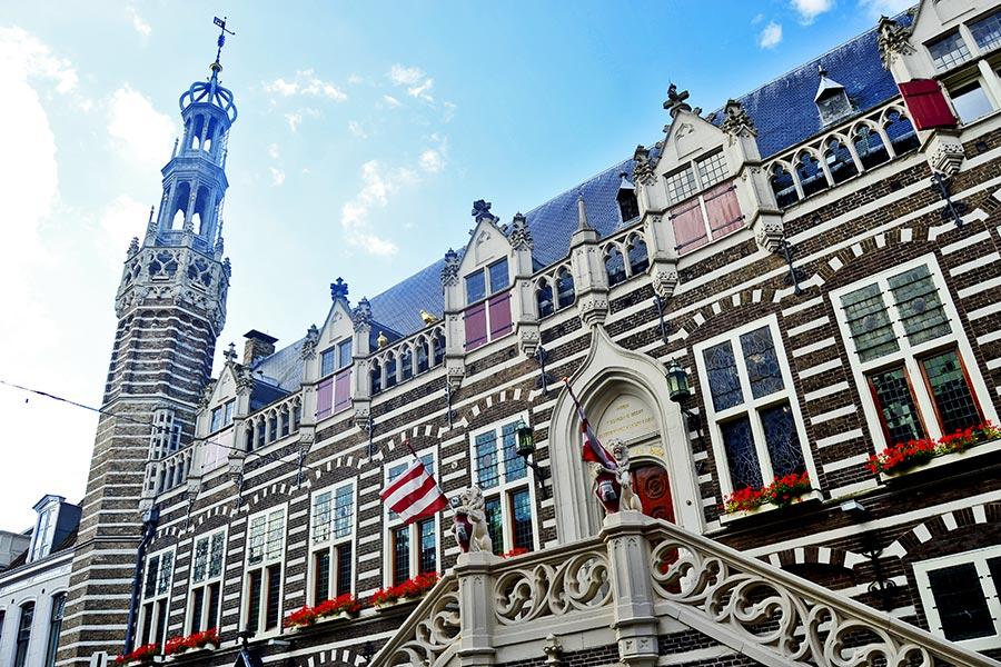 Fachada Stadhuis Alkmaar