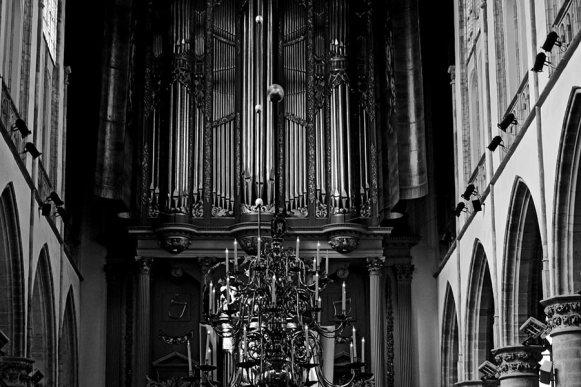 Órgano s. XVI Grote Kerk Jacob van Campen