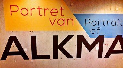 Retrato diseño Stedelijk Museum Alkmaar