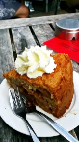 La mejor tarta de manzana Amsterdam Noordermark Winkel 43