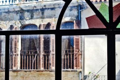 Vistas ventanales balcones ayuntamiento Ciudad Rodrigo Salamanca