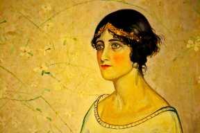 Muestra pintura mujer Museo Gergorio Prieto Valdepeñas Ciudad Real