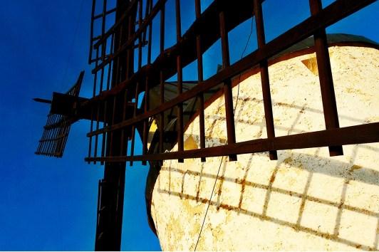 Picado molino Consuegra Toledo
