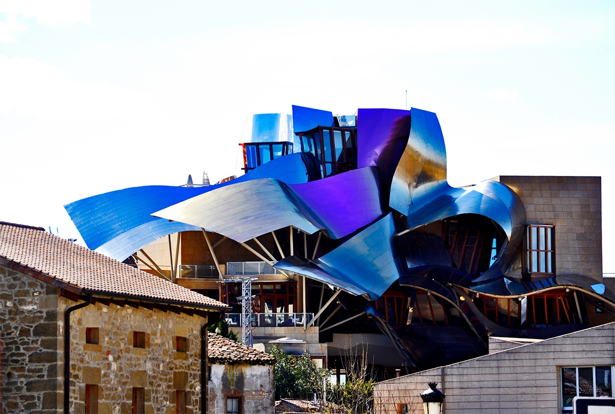 Bodegas Marqués de Riscal Frank O Gehry