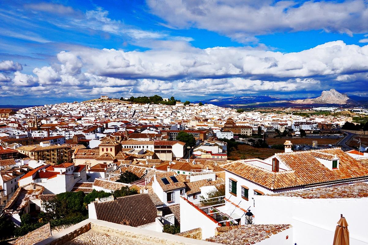 Panorámica Antequera Málaga