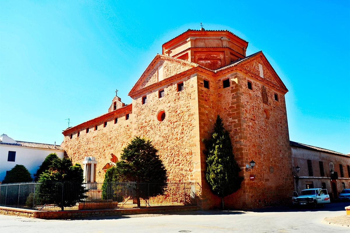 Iglesia Villanueva de los Infantes La Mancha