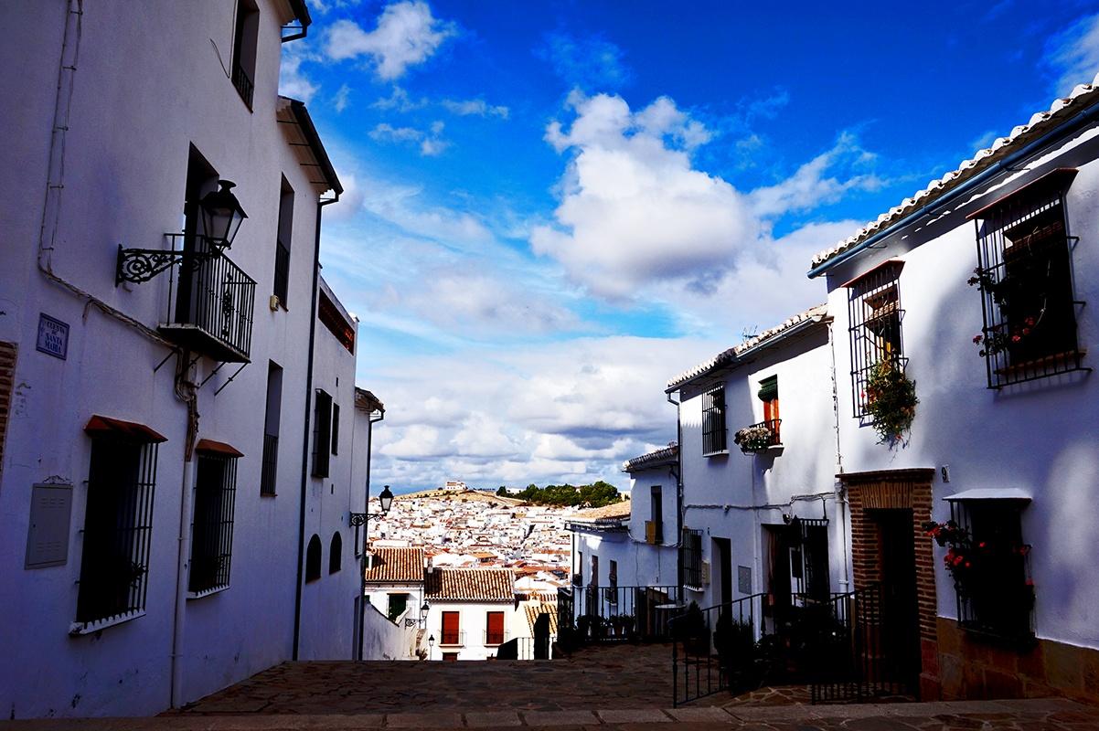 Panorámica viviendas alto Antequera