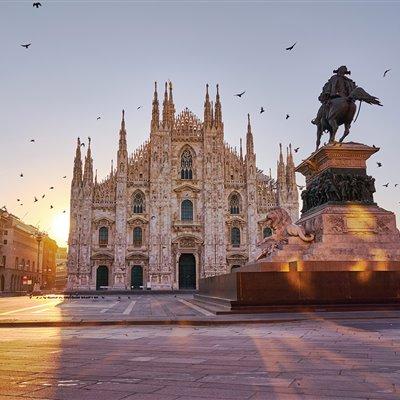 Una última cena en Milán