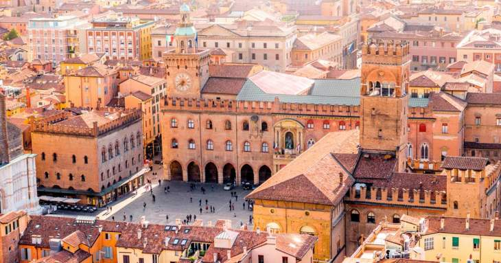 Bolonia en siete preciosas razones
