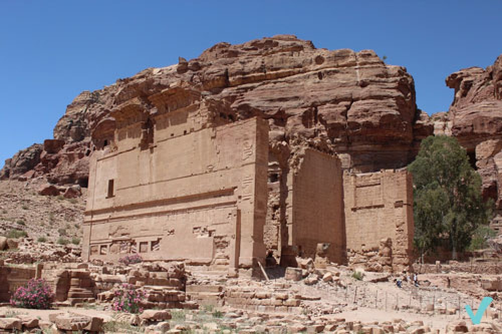 qasr al-bint petra viajes 3en1
