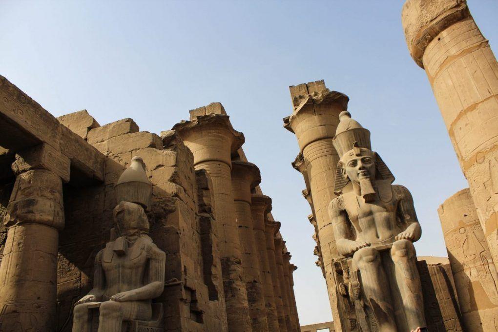 Preparativos Egipto