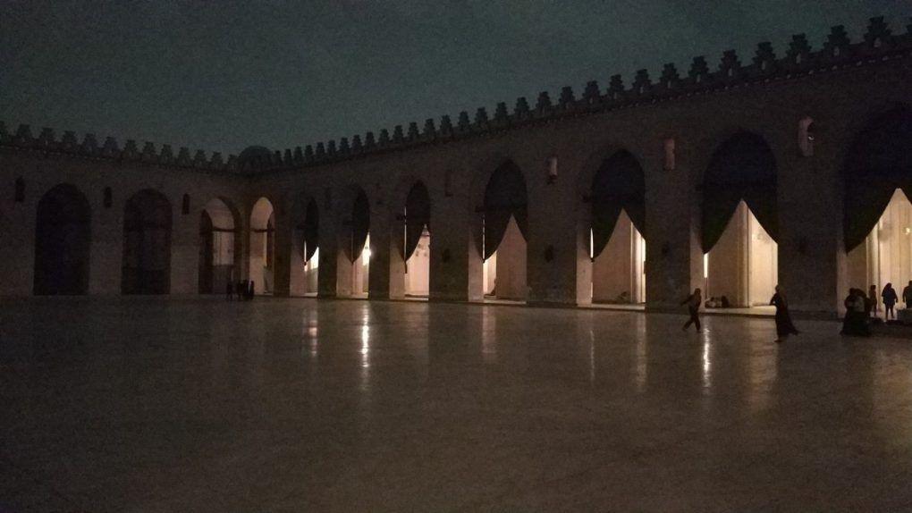 mezquita de Al-Hakim