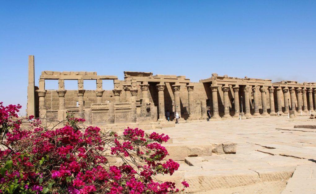 templo filae