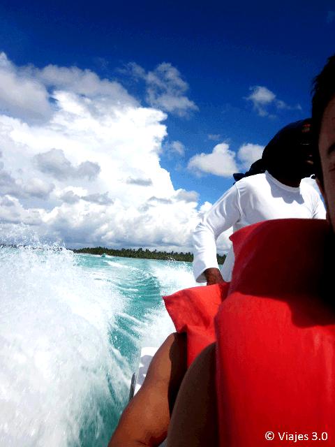 Isla Saona Lancha Rápida