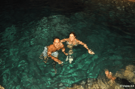 Excursión Buggy Cenote 2 Cueva Taina Punta Cana