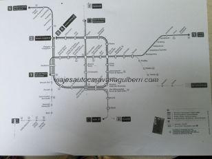 red pública transporte