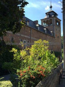 vista general de la abadía