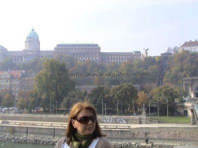 Palacio Real desde Puente Cadenas