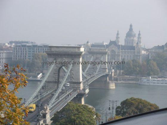 Puente Cadenas desde Buda