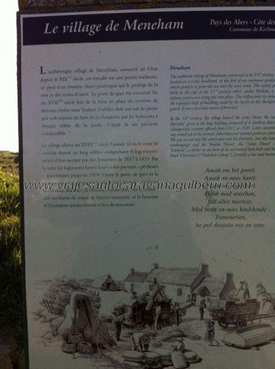 breve explicación del origen del poblado de Méneham
