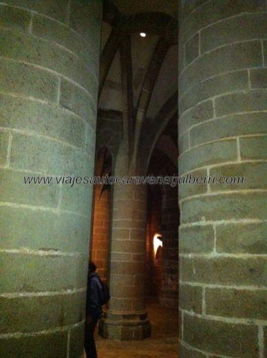 Cripta de los Gruesos Pilares