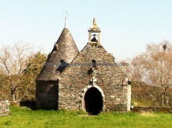 típica ermita bretona